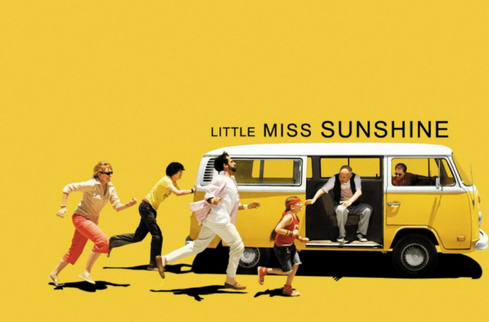 Affiche film Little Miss Sunshine