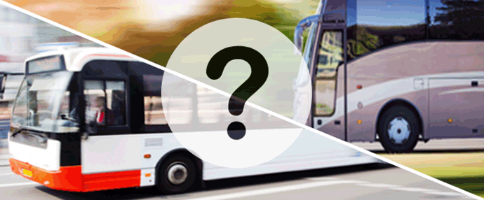 bus ou car
