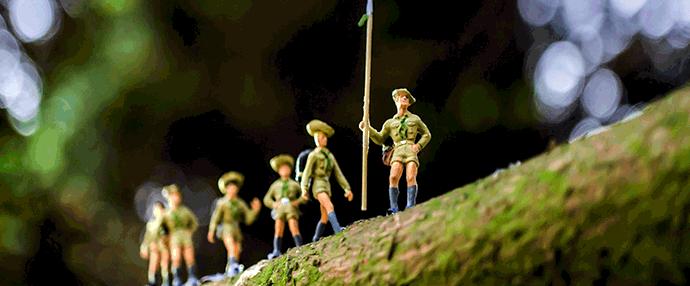 Groupe de scouts