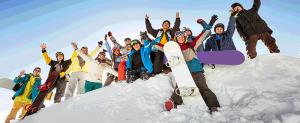 Ski de groupe