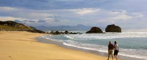 La plage de Milady