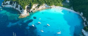 Les îles ioniennes en Grèce
