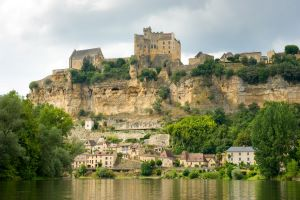 village-médiéval-france