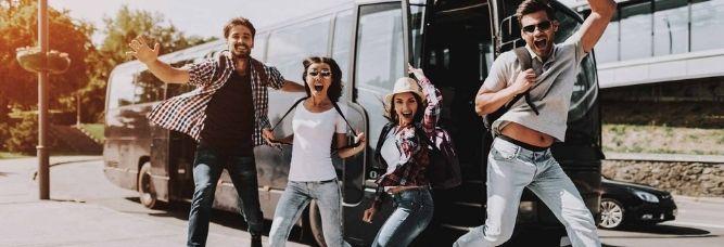 voyager en bus cet été
