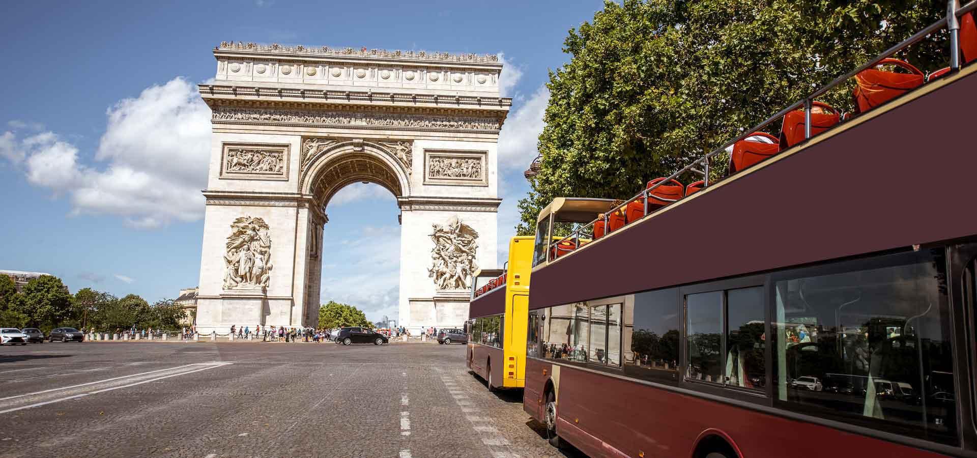 Location de bus à Paris