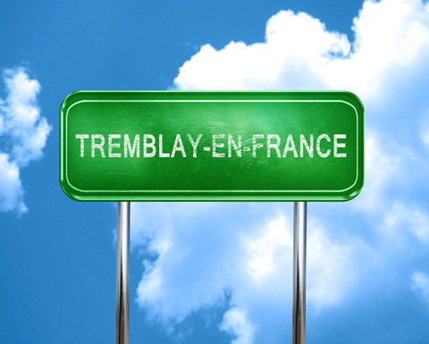 Image de la ville de Tremblay-en-France